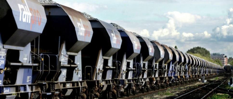 Gevaarlijke stoffen over spoor gedaald
