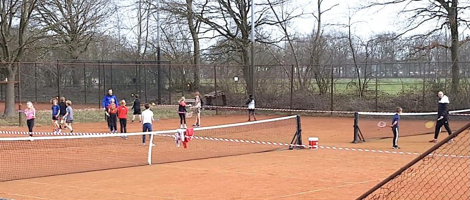 'Maak kennis met tennis' voor basisscholen