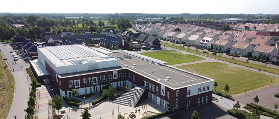 10 nieuwe schoollokalen in De Horsten
