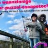 Dé Waanzinnige Super-Speur-Puzzel-Escapetocht