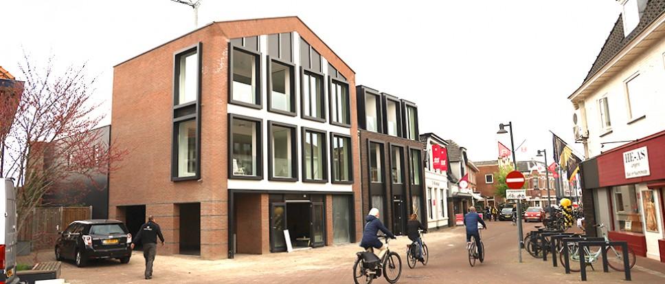 Nieuwbouw Grotestraat zo goed als afgerond