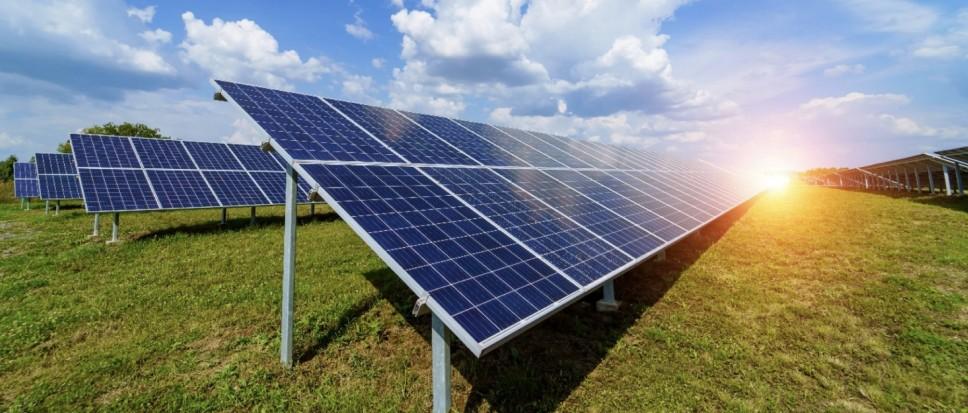 'Investeer in zonne-energie'