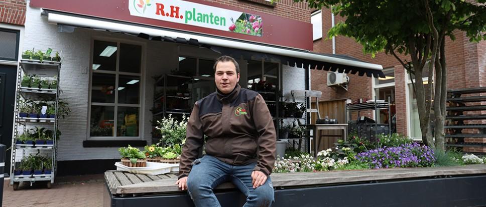 RH Planten gaat sluiten