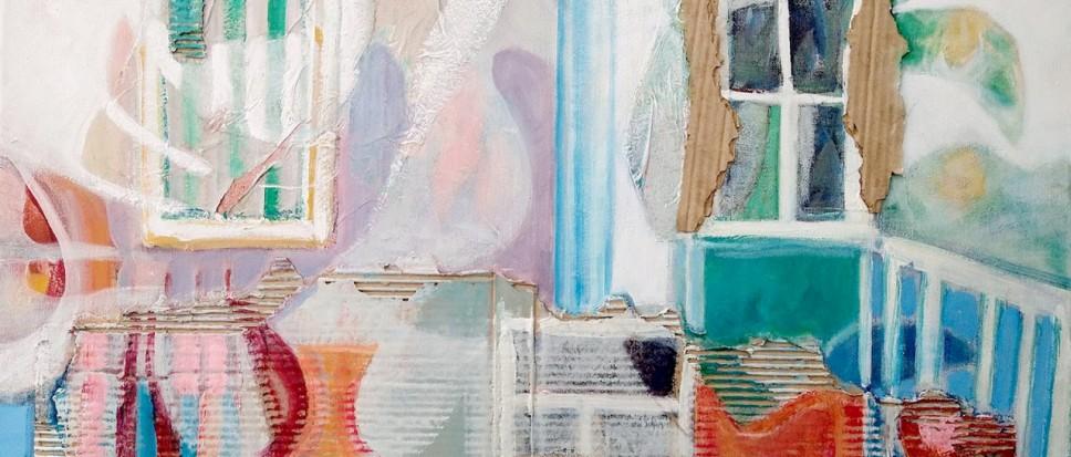 Tentoonstelling: 'Weefsels in de tijd' van Elsa Snijder