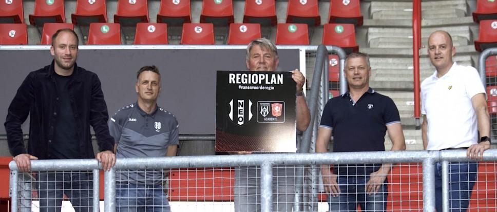 NEO tekent voor Regioplan