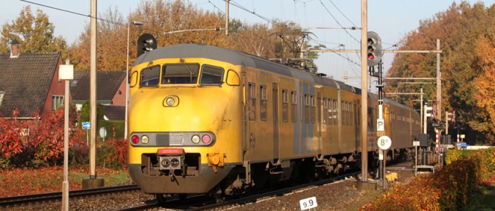 Geen treinverkeer Almelo-Hengelo