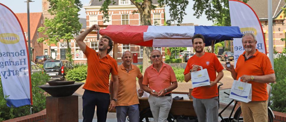Hollandse Nieuwe smaakt ook zo weer uitmuntend