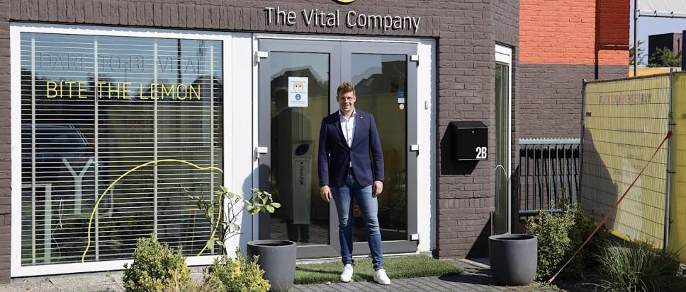 Jordy Kamphuis: 'Geluk dwing je af!'