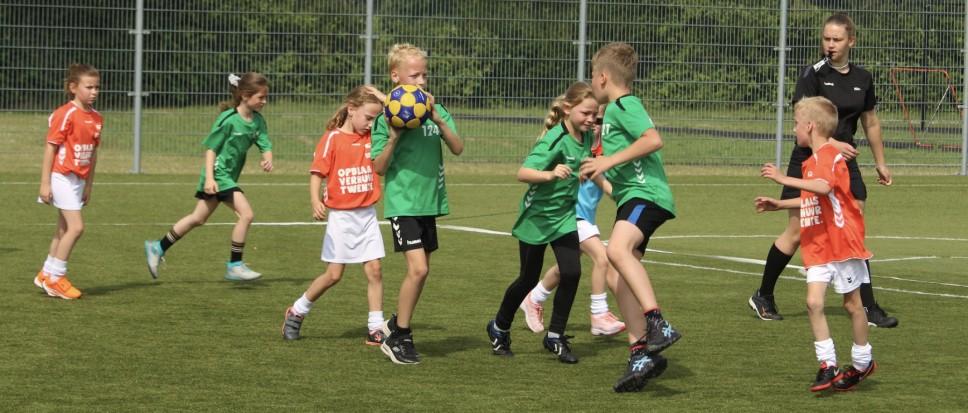 Drie jeugdteams Groen Zwart kampioen