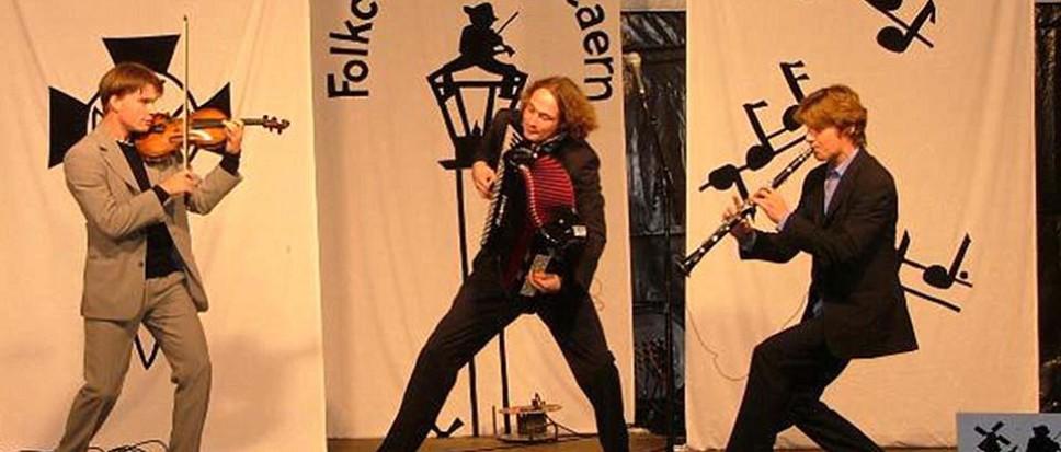 Concert: Trio C tot de Derde