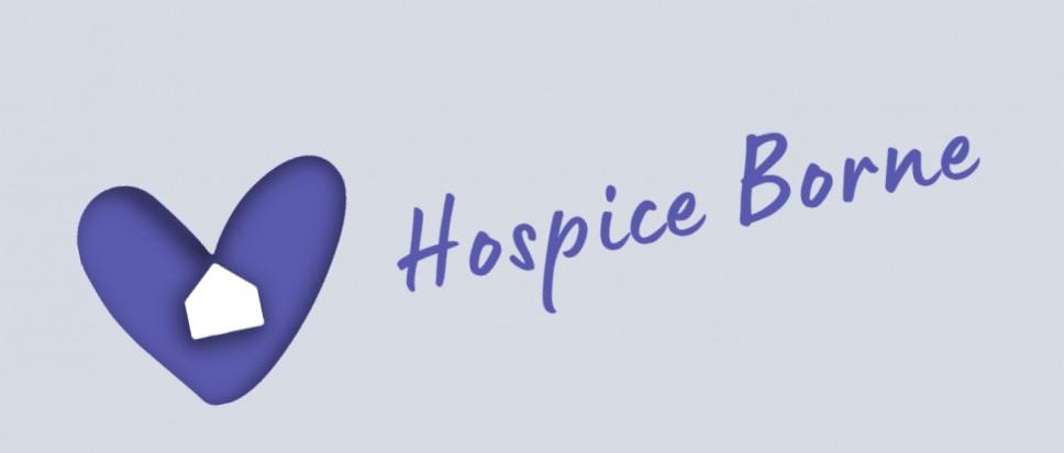 'Met hart voor Hospice Borne!'