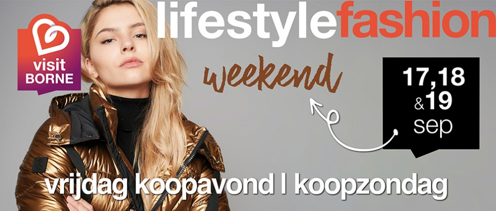 Lifestyle Fashion Weekend