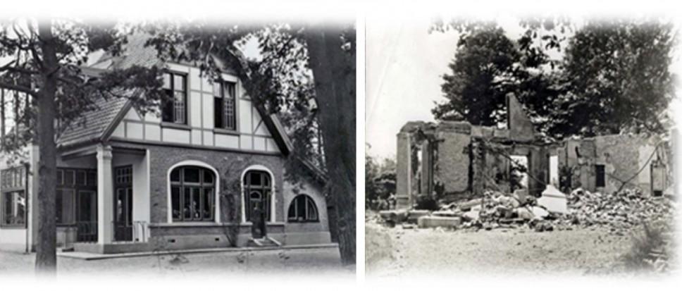 Huize Lidwina: rusthuis, verzetsnest en ruïne