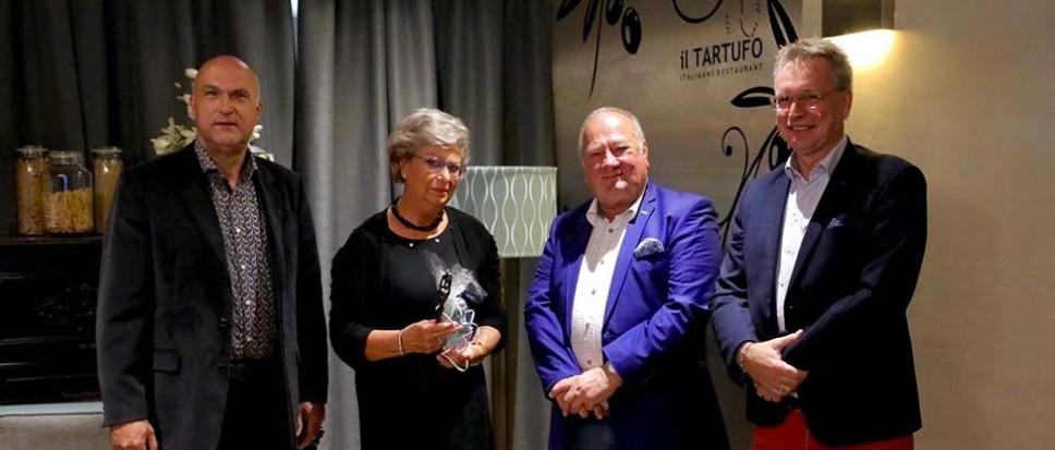 Elfriede Langendonk is Beste Buur 2021