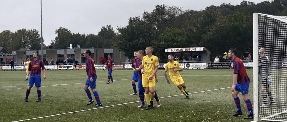 BVV Borne verliest in Saasveld