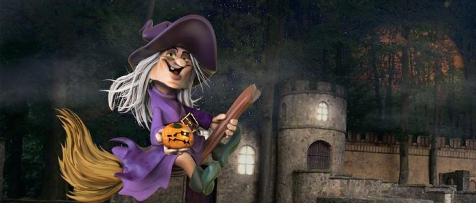 Halloween in het Openluchttheater Hertme