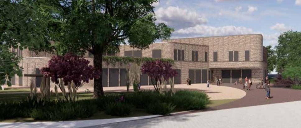Nieuwe vestiging De Vonder krijgt 18 lokalen