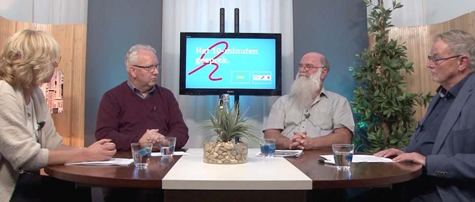 10-minuten gesprek met CDA en GrLi/PvdA