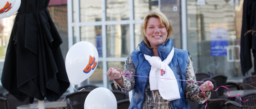 Anka Jacobs weer lijsttrekker VVD
