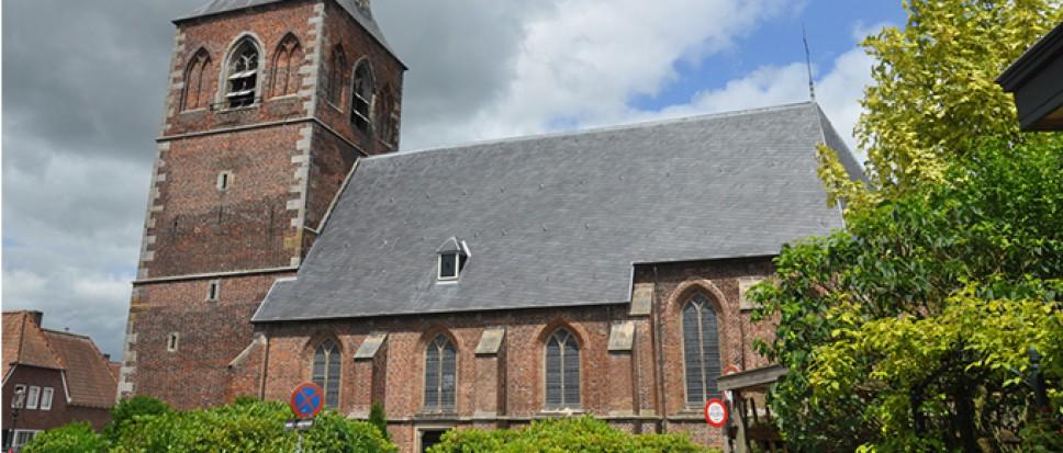 Duit in zakje van Oude Kerk