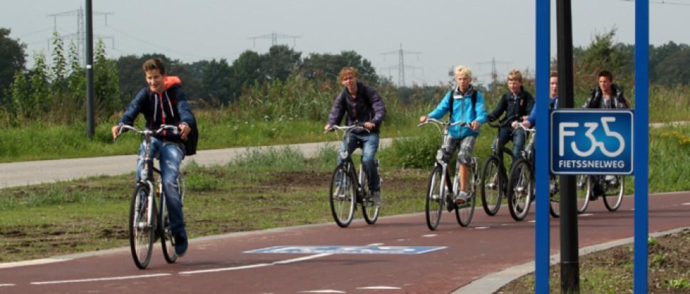 Subsidies voor fietspaden