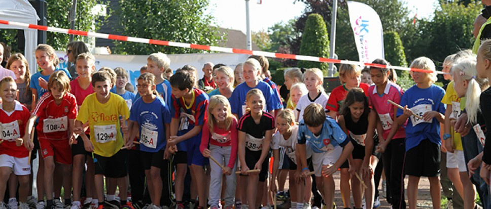 Estafette Run op 24 september