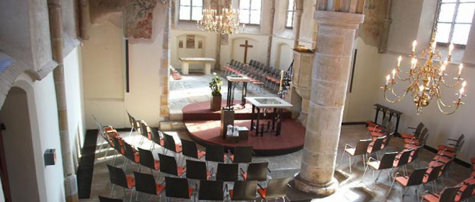 Oude Kerk open in augustus
