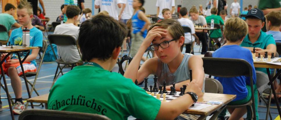 Week lang schaken voor de jeugd