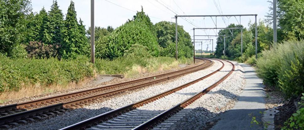ProRail ziet niets in verleggen spoor