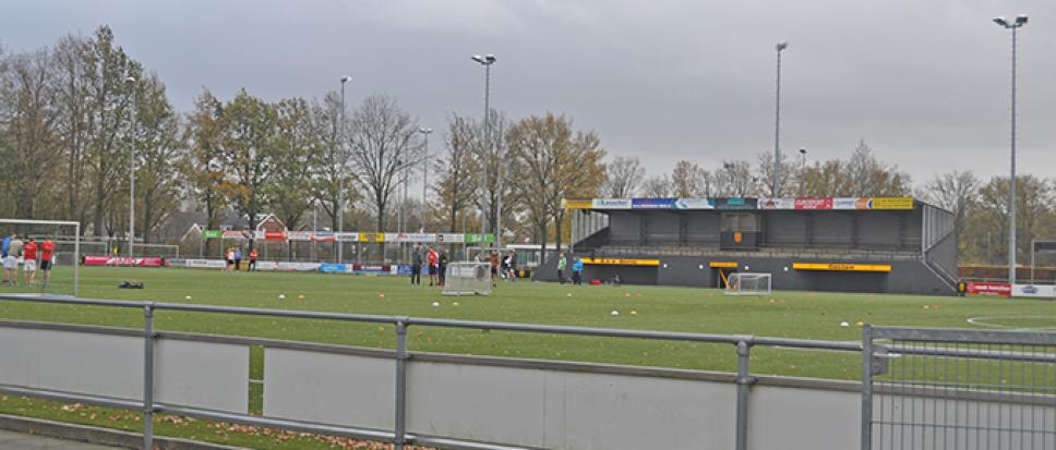 Sportveld BVV in de vakantie open