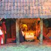 Openlucht Kerststal Hertme