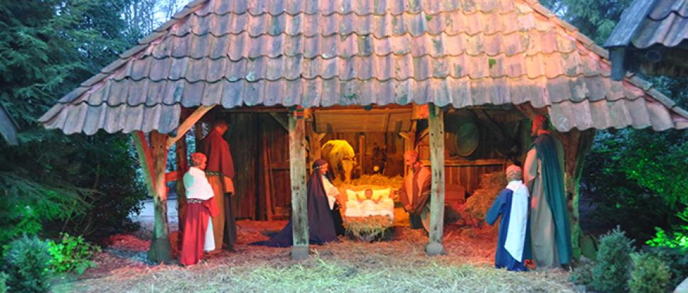 Toch geen kerststal in Hertme