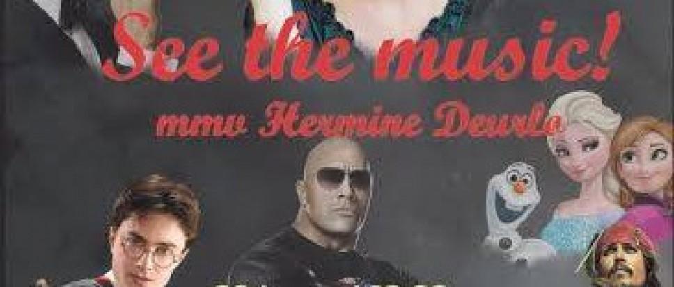 Bornse Harmonie -  See the music
