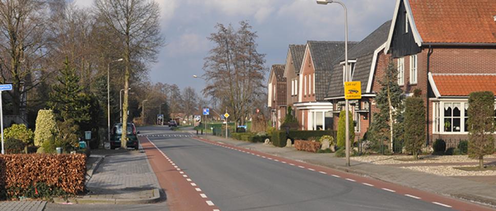 Petitie Zenderen tegen verbindingsweg