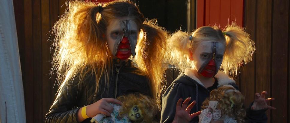 Dit jaar geen Halloween in Hertme
