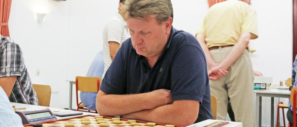 Michel Hagreis wint taaie strijd