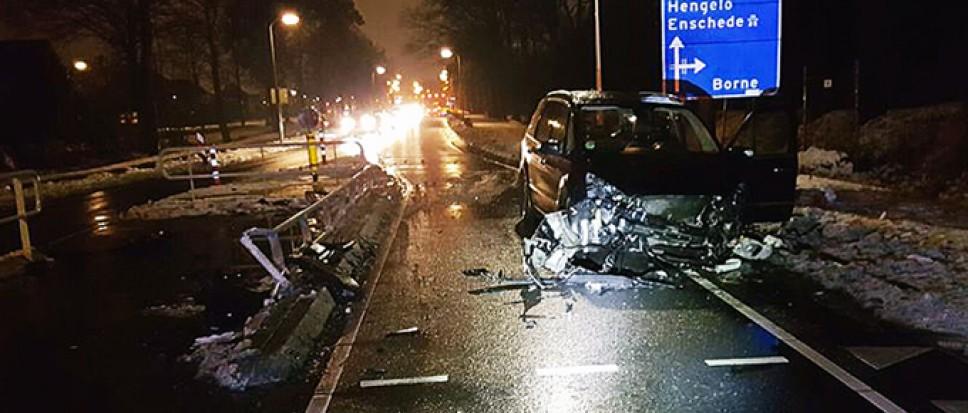 Forse schade na eenzijdig ongeval