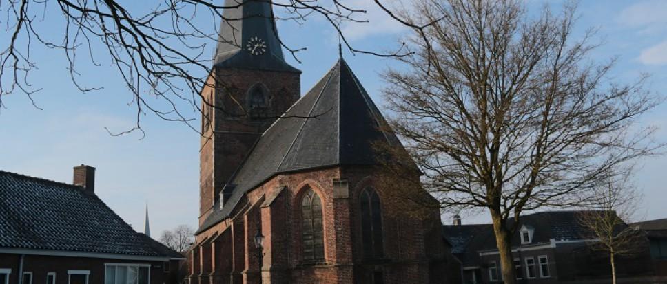 500 jaar Luther in Oude Kerk