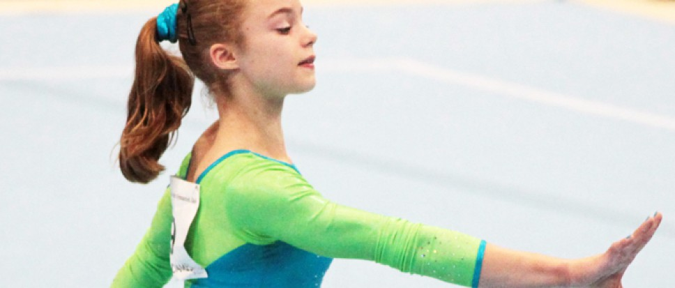 Astrid de Zeeuw sporttalent van Almelo
