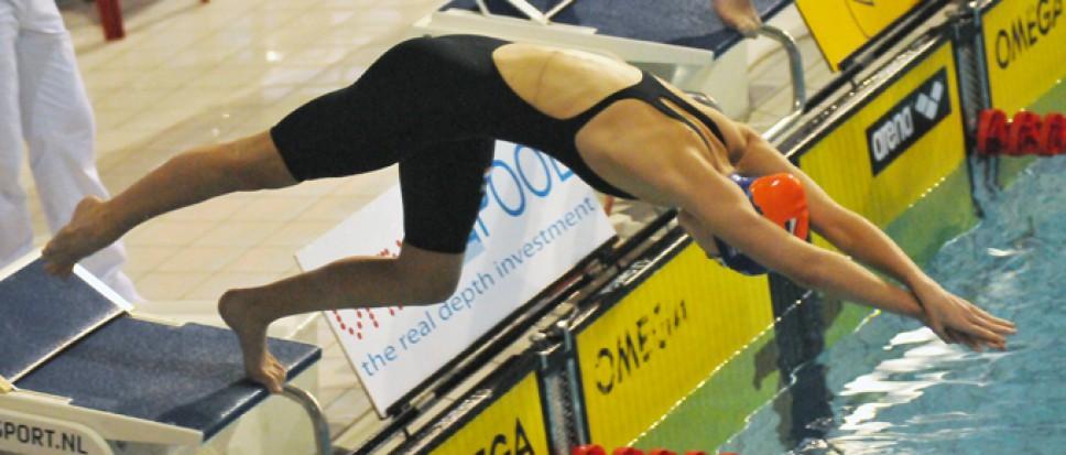Carlijn Hansté: brons met gouden rand