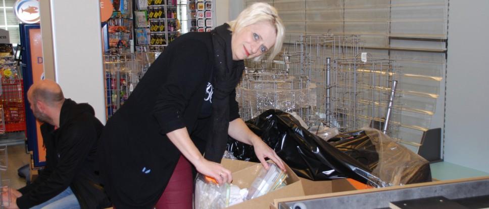 Nieuwe winkelmanager Bruna is een boekofiel