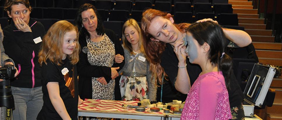 Inspirerende workshop Steengoed Beeld
