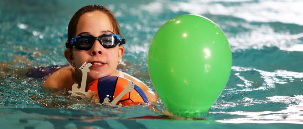 Spelenderwijs richting zwemtop