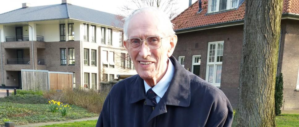 Oud-pastoor Bosch (93) overleden