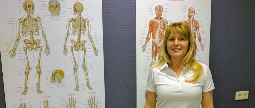 Salus Massagepraktijk aan Aanslagsweg