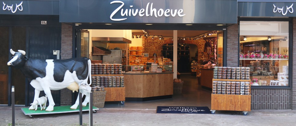 Zuivelhoeve 's lands beste foodspecialist?