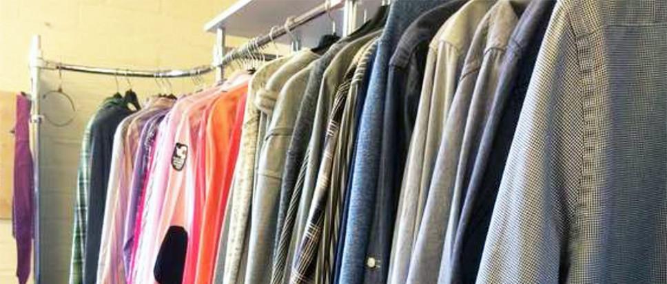 Nieuwe kledingcollectie bij Kringloop