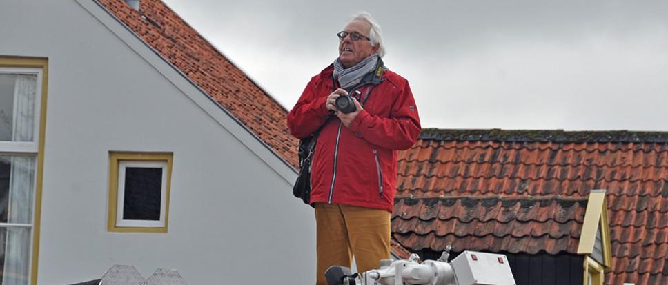 Jan Stoop koninklijk onderscheiden