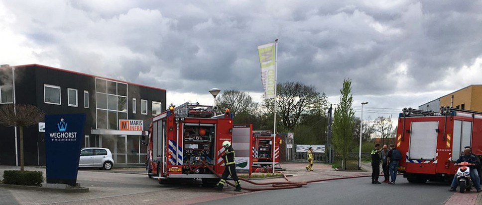 Brand in pand Maris Infra