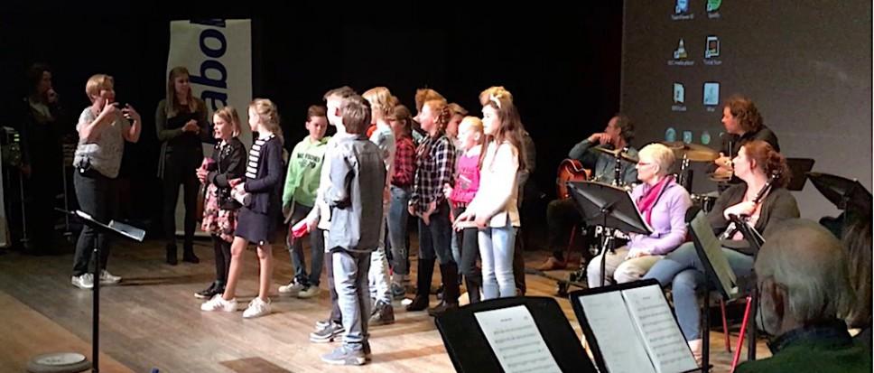 Basisscholen zingen slotconcert